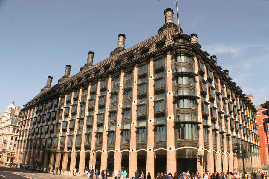 Portcullis house london building e architect for Picture of house