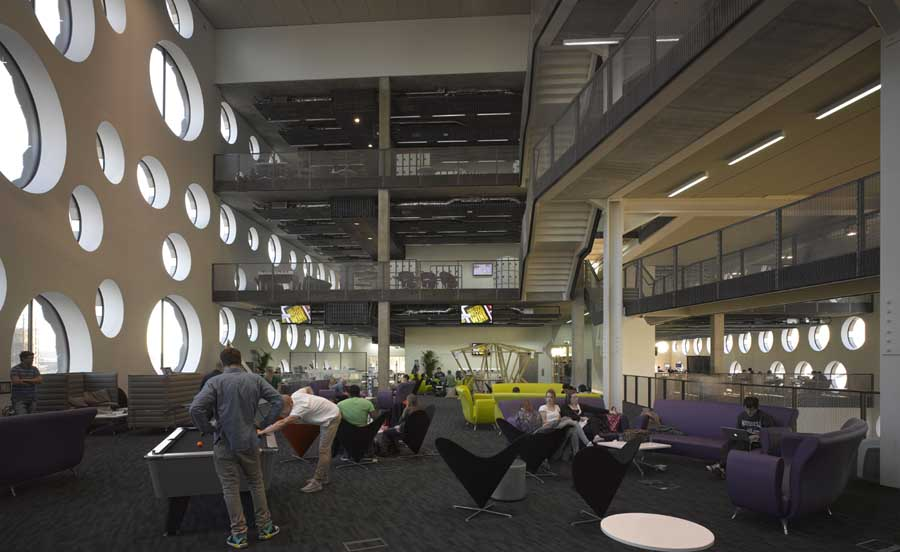 Ravensbourne college london building foreign office - Interior design colleges in london ...