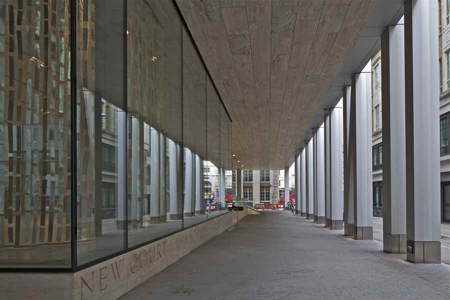 Rothschild Bank Headquarters Oma Building London E