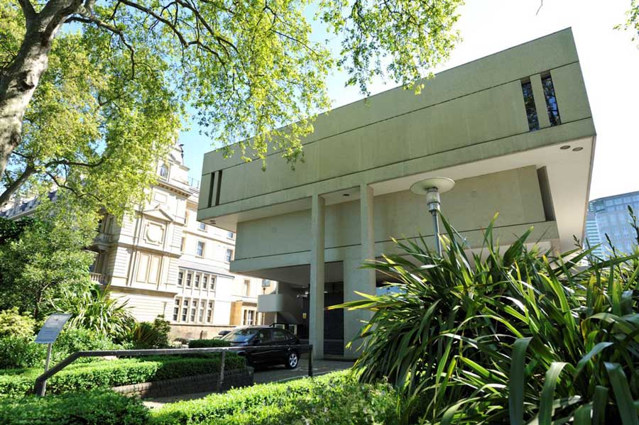 Royal College Of Physicians London Building E Architect