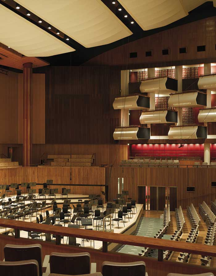 Royal Festival Hall London Architect Photos E Architect