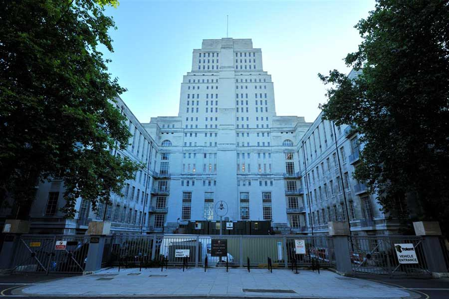 Senate House London Building By Charles Holden E Architect