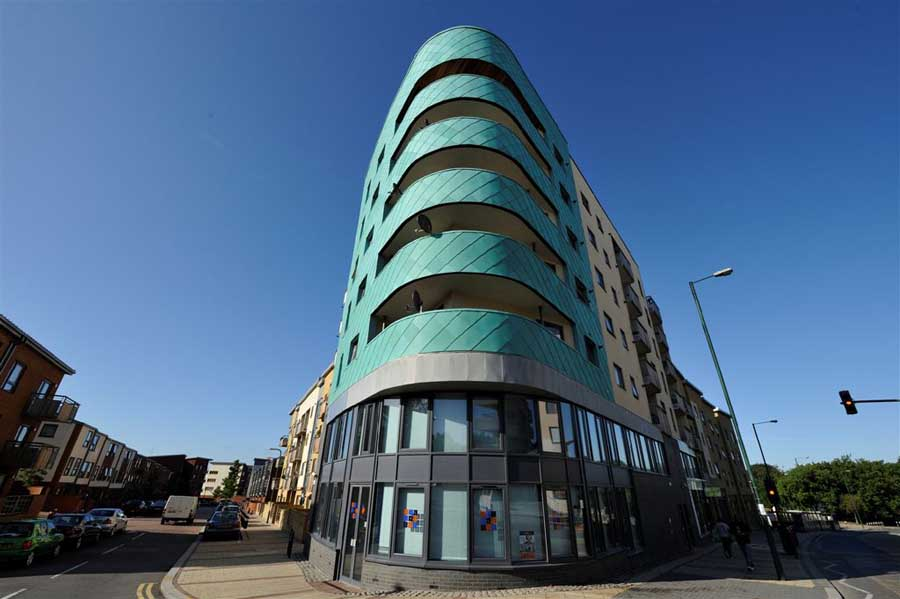 Harlesden Buildings North West London Architecture E