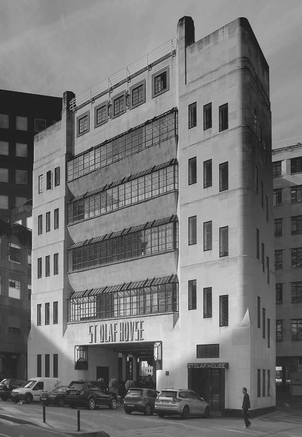 Art Deco Architecture 20th Century Buildings E Architect