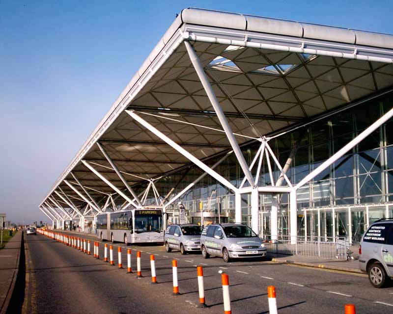 Image result for stansted airport london