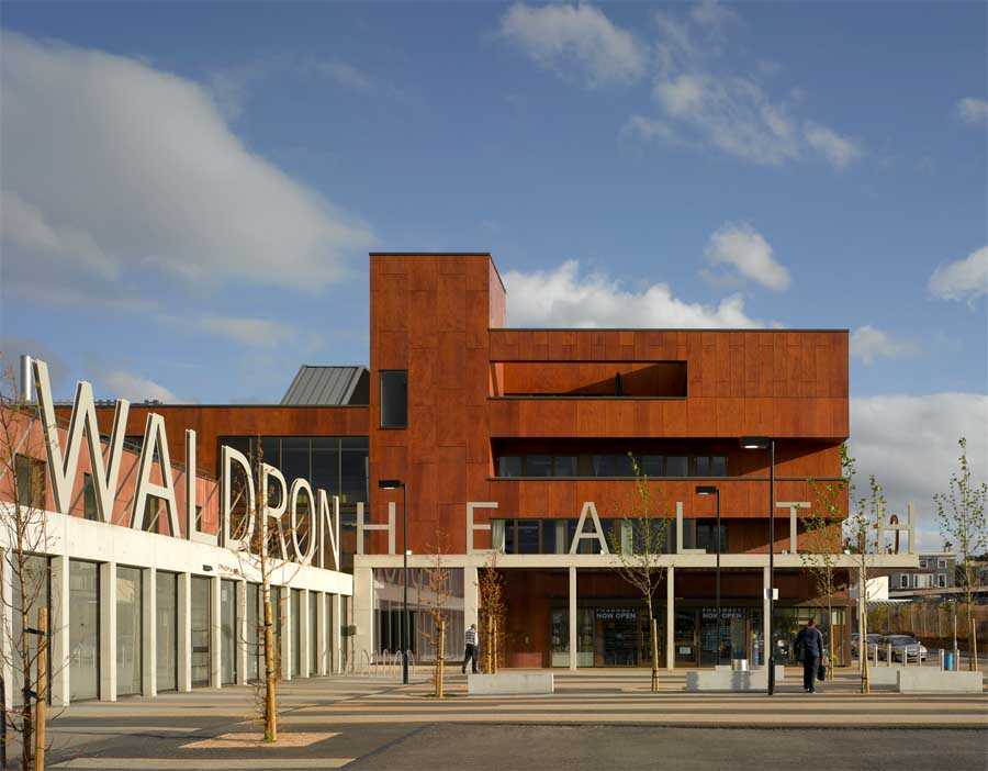 The Waldron: Lewisham Health Centre, London - e-architect