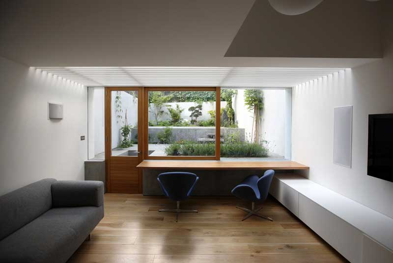 Victorian house extension london property e architect for Living room extensions