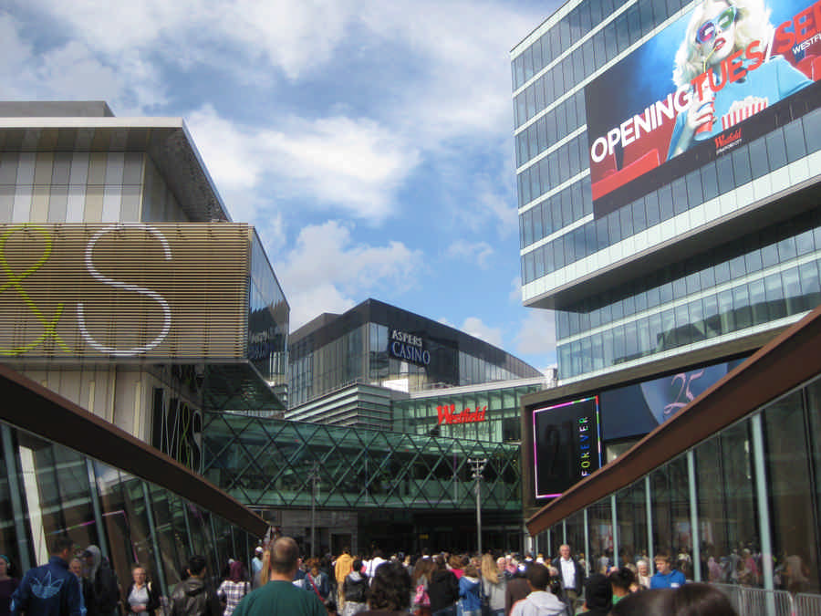 Westfield Stratford City Shopping E Architect