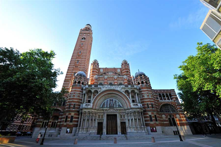 Westminster Cathedral Building Architecture E Architect