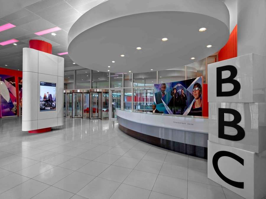 Bbc new broadcasting house e architect for Office design news