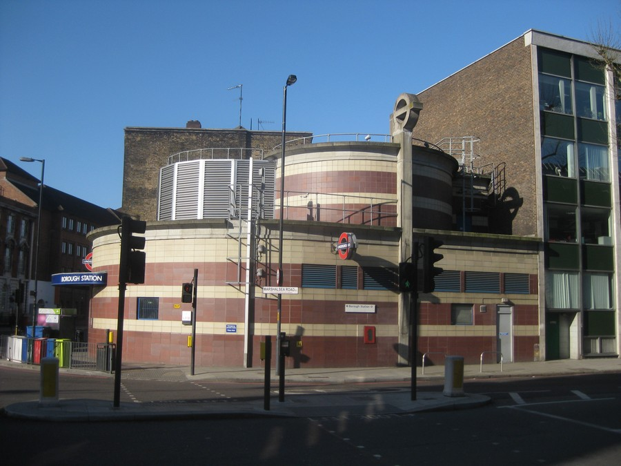 London Underground Listed Buildings