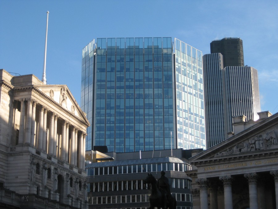 City Of London Building