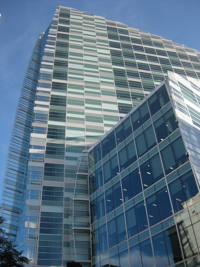 30 Crown Place Moorgate Tower Building E Architect