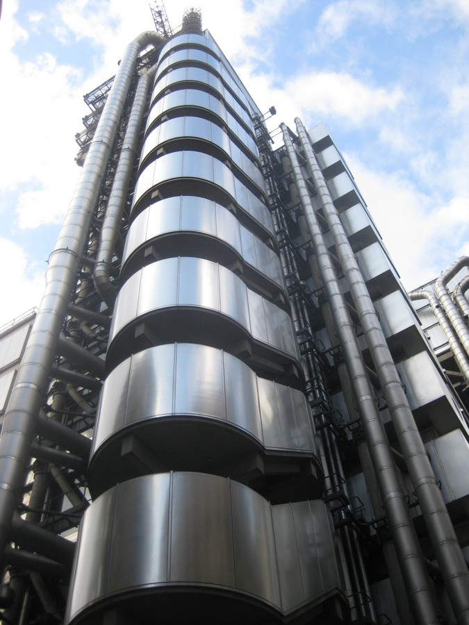 Lloyds building london one lime street e architect for Design services london