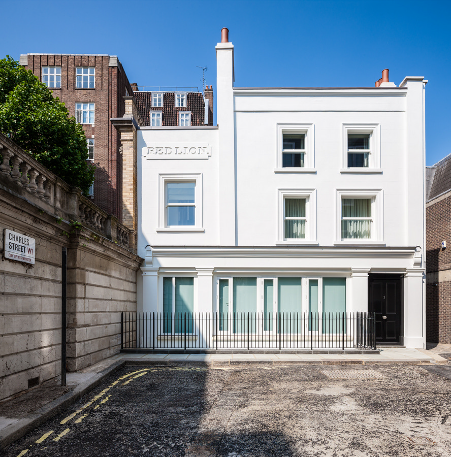Mayfair House London Curzon Street Property E Architect