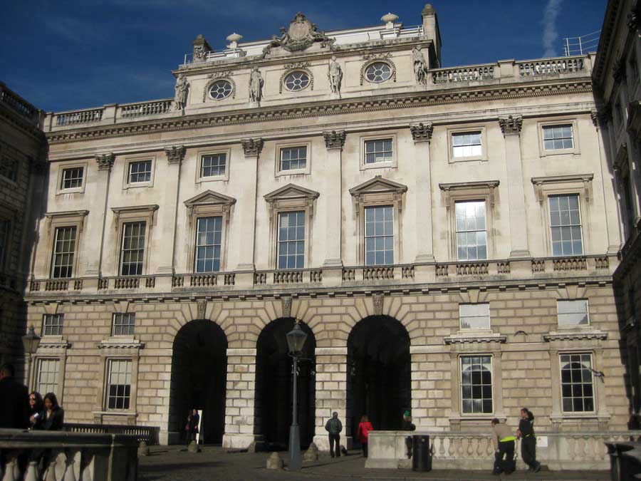 Somerset House London Building E Architect