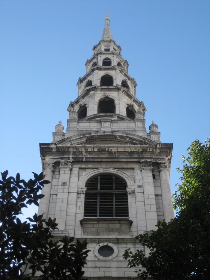 Great Wren church - St. Mary-le-Bow