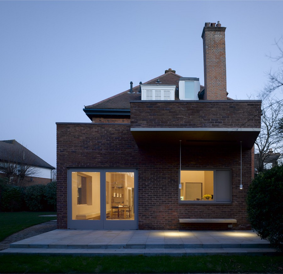 London Houses New London Property E Architect