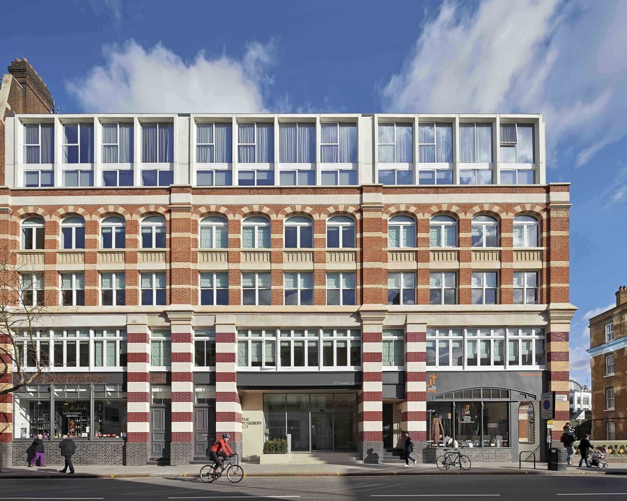 London hotel buildings images e architect for London appart hotel