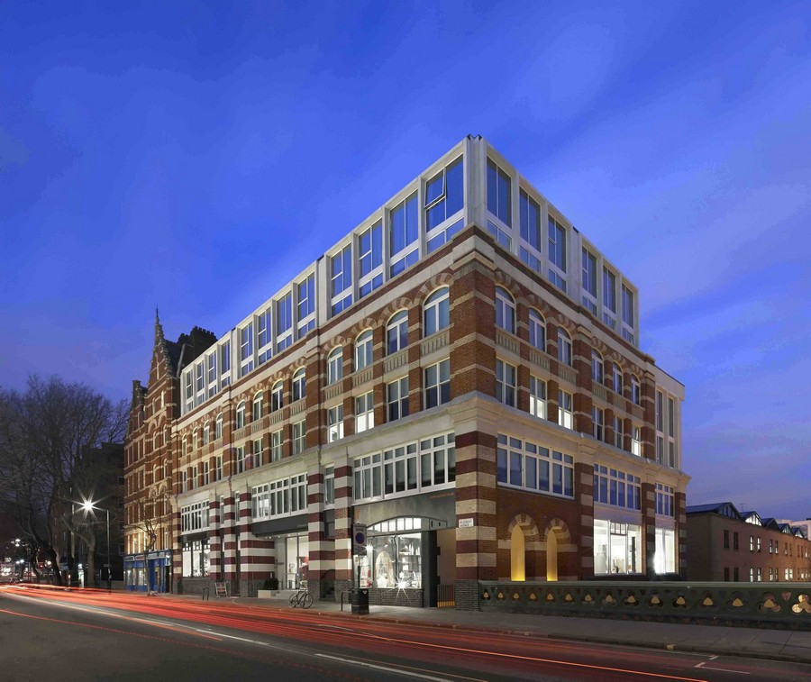 Clerkenwell apart hotel london hotel e architect for London appart hotel