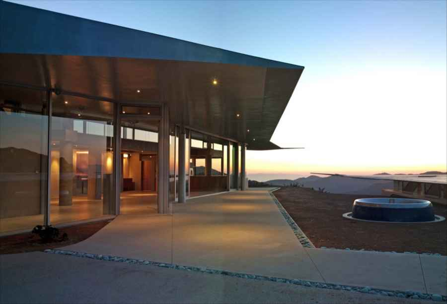 747 Wing House Malibu Residence Pacific Ocean Home E