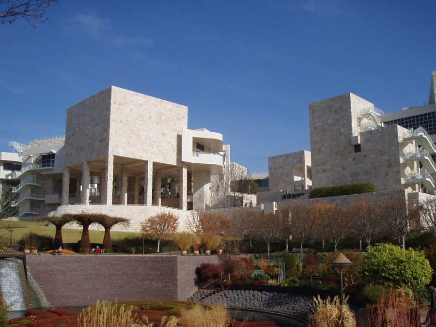 J. PAUL GETTY LIFE AND LEGACY OPENS AT THE GETTY CENTER