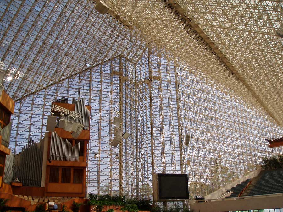 Crystal Cathedral Los Angeles