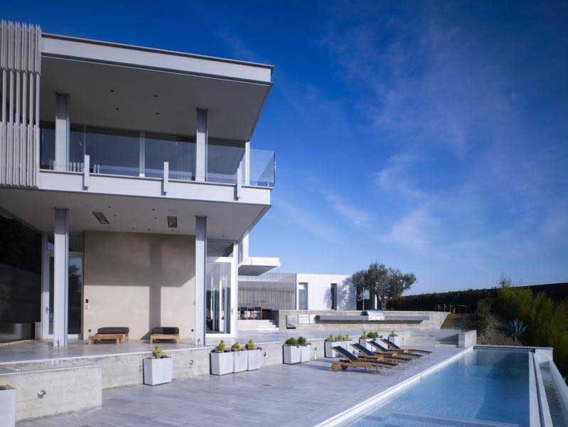 West hollywood residence los angeles house e architect for Home design los angeles