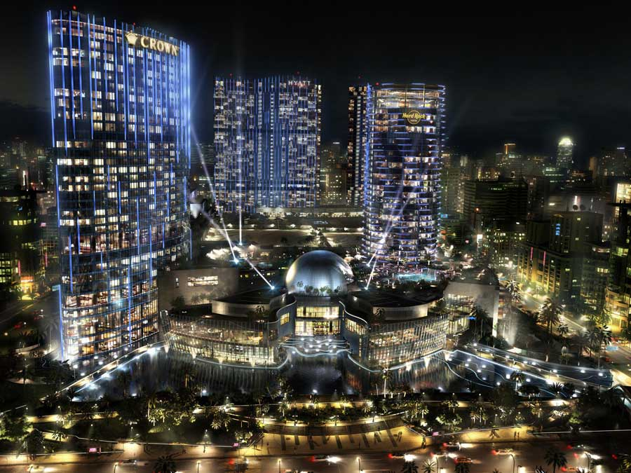 Image result for City of Dreams, Macau, China,