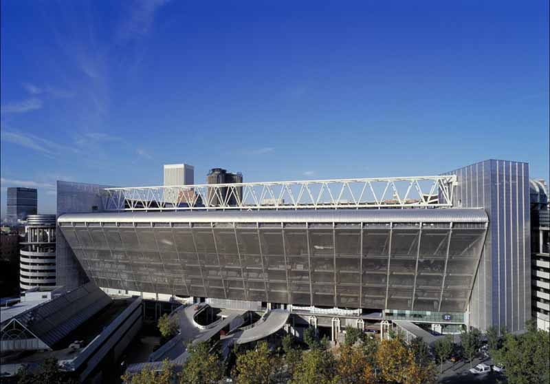 Real Architecture Buildings madrid architecture tours: walking guide - e-architect