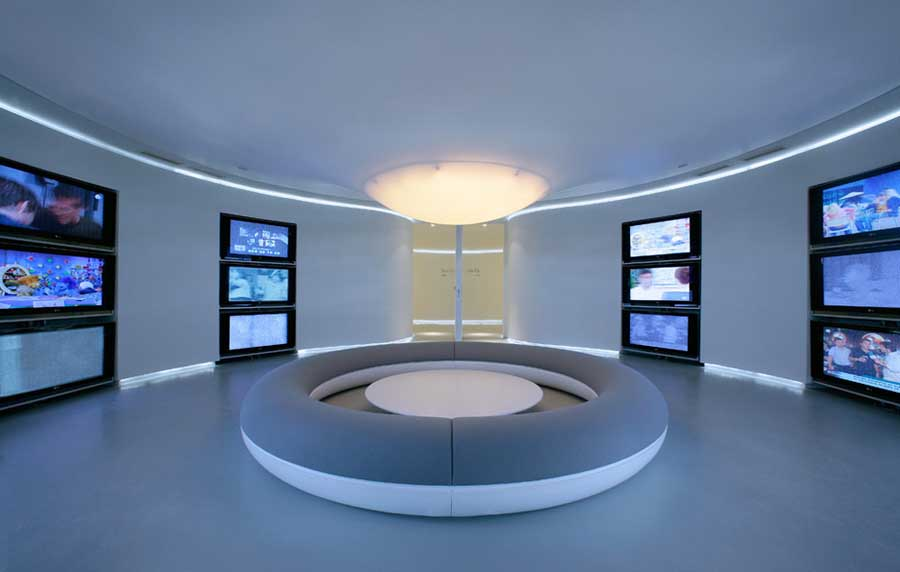 Ron arad architect buildings designs e architect for Hotel america madrid