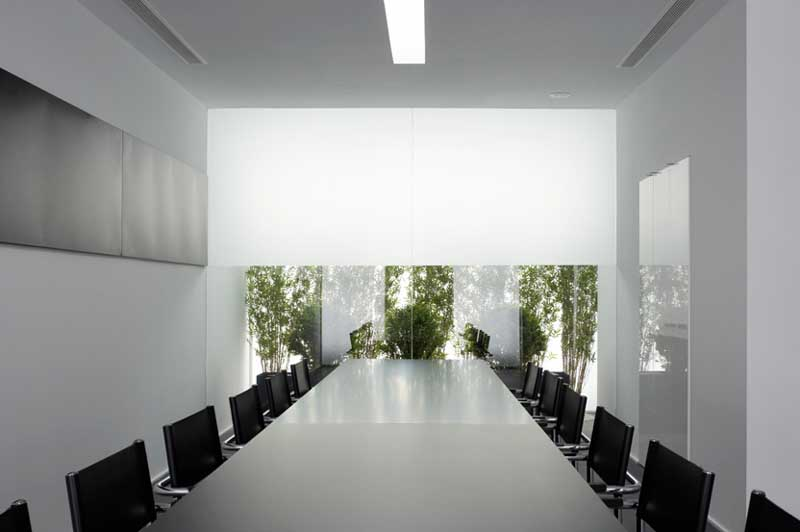 A Cero Architects Spain E Architect - A-cero-architects-the-interior-of-an-office-in-madrid