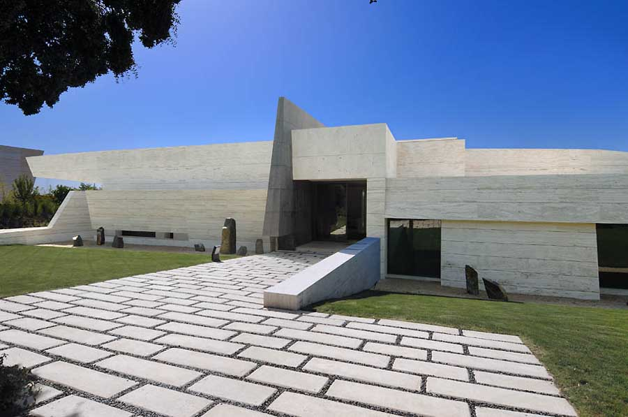 ... Contemporary Architecture Madrid Pozuelo De Alarc 243 N House Madrid  Home E Architect ...