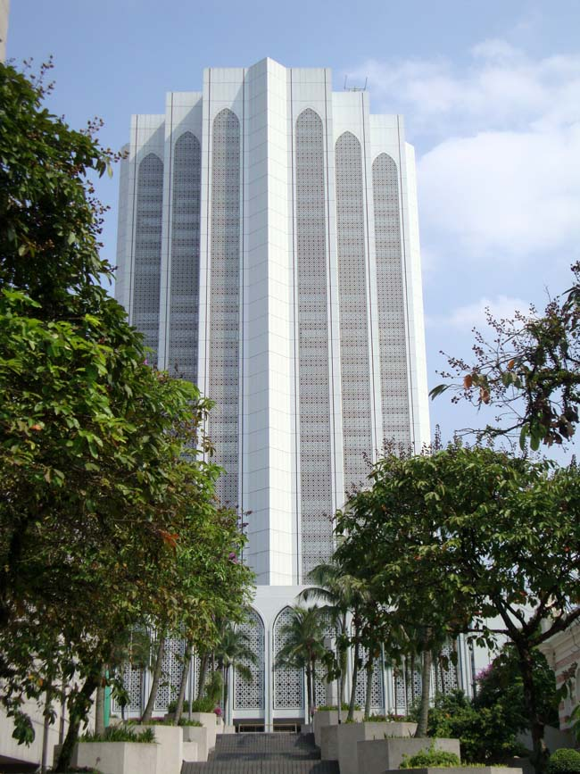 Malaysian Office Buildings - e-architect