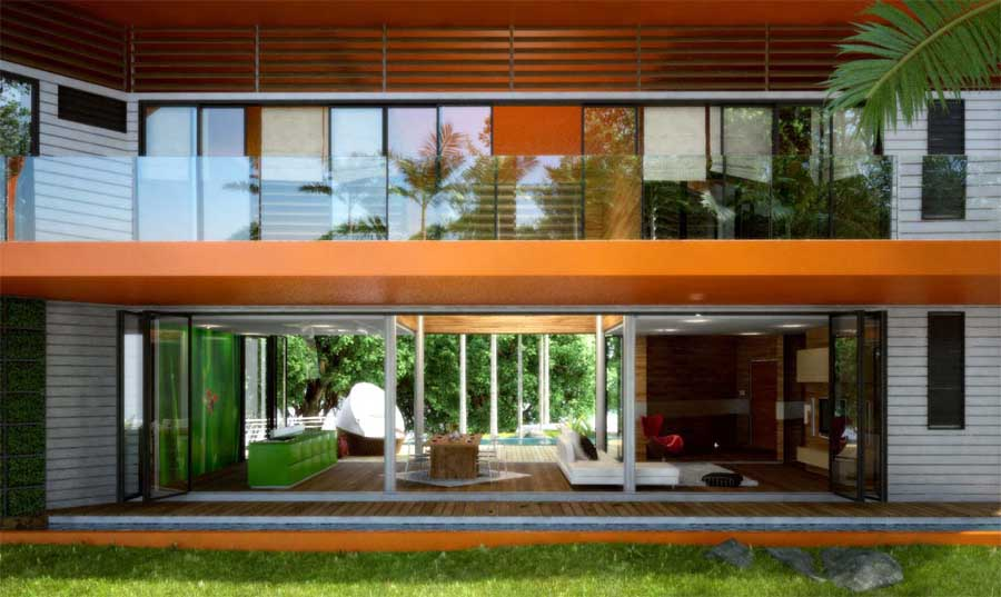 Sime darby idea house malaysia residential building e architect Malaysian home design ideas