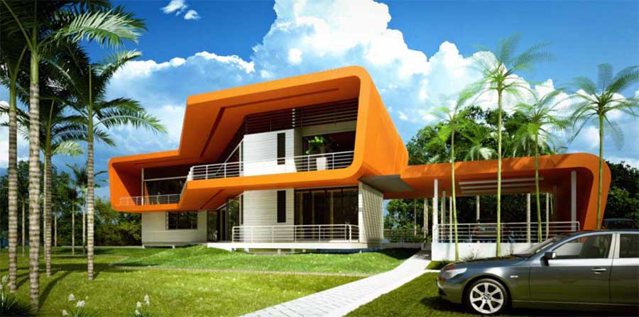 House Prototype The Philippines Typhoon Resistant Homes