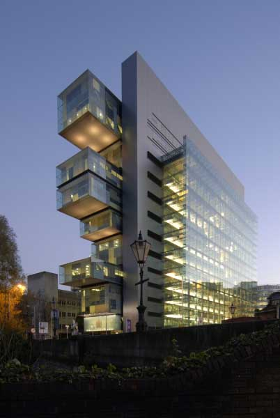 Manchester Civil Justice Centre Law Courts E Architect
