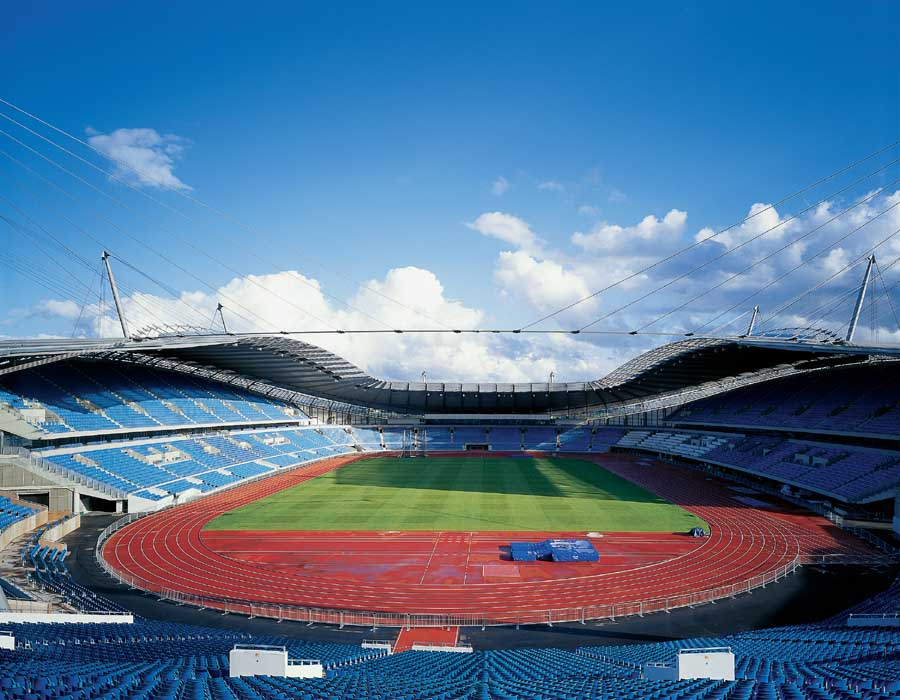 City Of Manchester Stadium E Architect