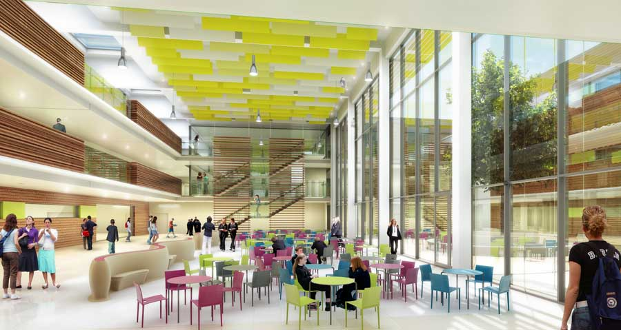 Salford BSF School Building Salford BSF School Images From Architect