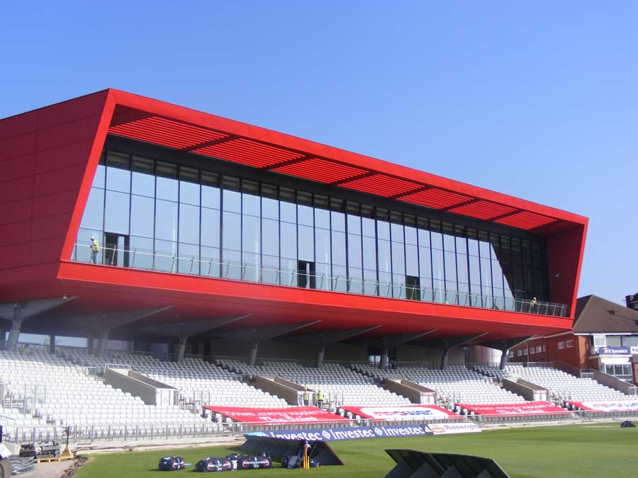 The Point Old Trafford Cricket Ground E architect