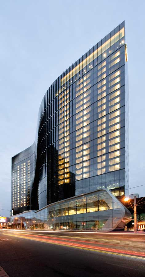 Hotel buildings images architecture e architect for Top design hotels india