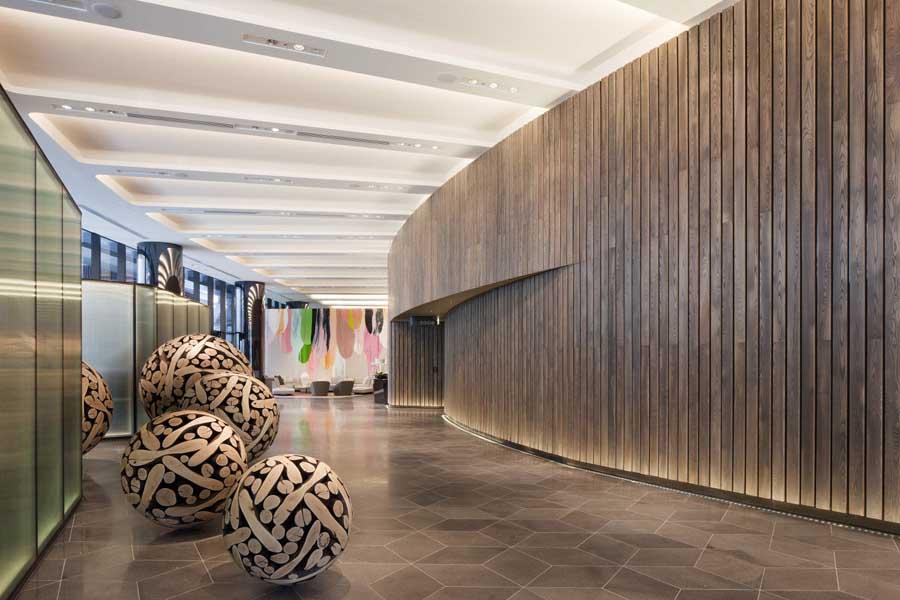 Smart City Challenge >> Crown Metropol Hotel, Melbourne, Building - e-architect