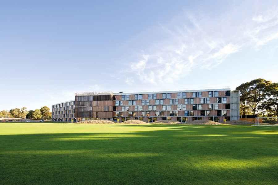 Monash University Student Housing Melbourne Building E