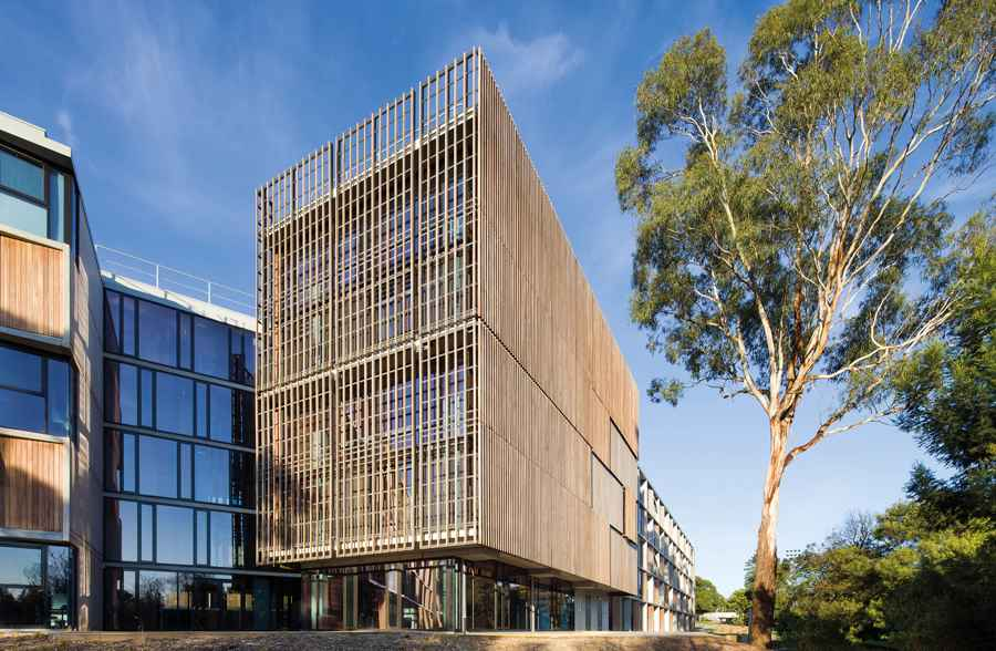 Monash University Student Housing Melbourne Building E