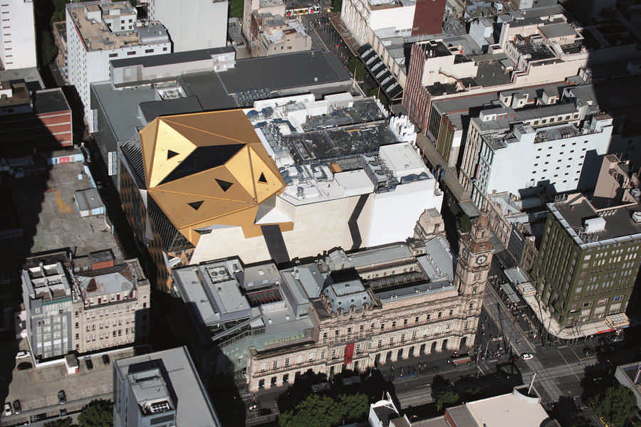 The infinity centre melbourne school building e architect for Architects melbourne
