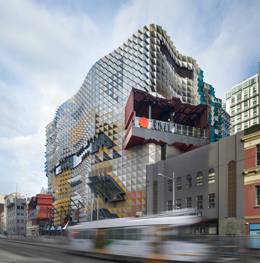 Australia S Guide To Designing Building And: RMIT University, Melbourne