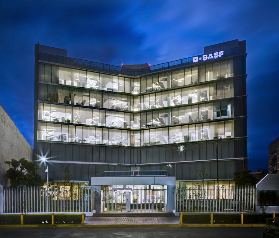 Mexican office buildings offices mexico e architect basf headquarters building sciox Images
