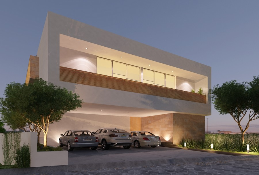 Mexican houses residences in mexico e architect for Architects for residential homes