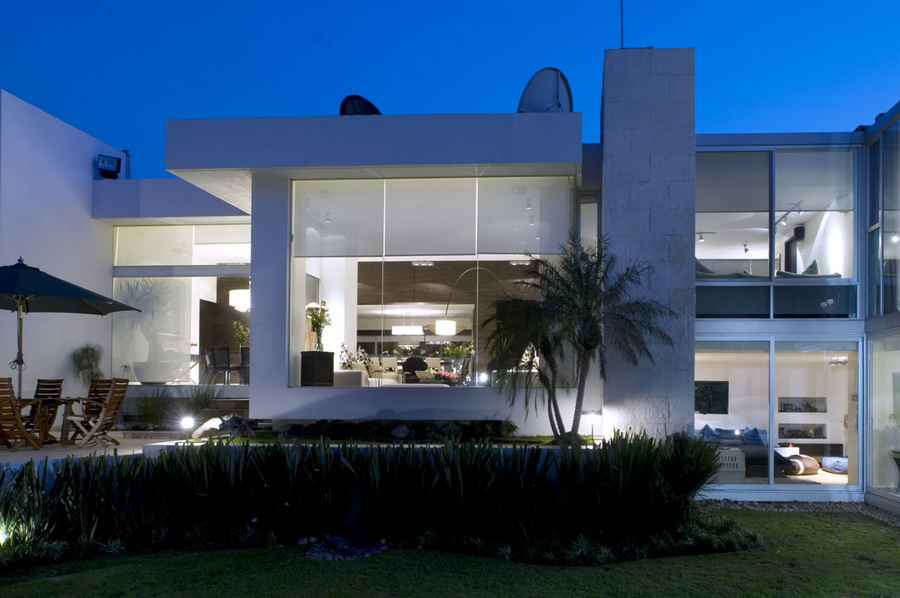 Evrc House Mexican Residence E Architect