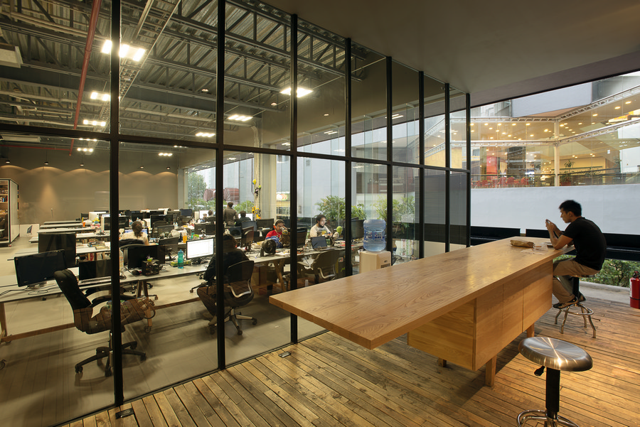 Element Studios Mexico Work Systems Architecture E